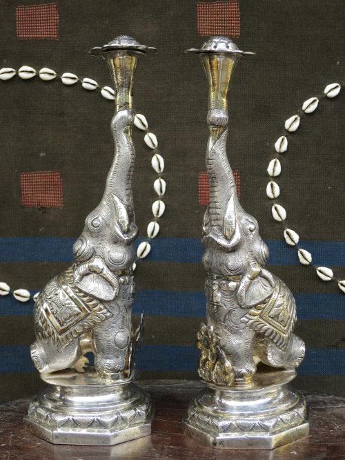 Silver and China