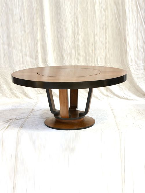 Phillips Antiques Art Deco Round Dining Table